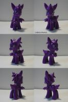 Haunter Ponymon by ChibiSilverWings