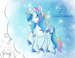 I dream of Unicorn Sapphy by Animechristy
