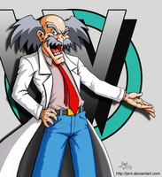 Dr. Wily by JenL