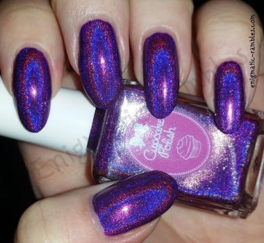 Cupcake Polish - Berry Looking Good by EnigmaticRambles