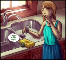 She has magic water! by Jessica-Rae-3