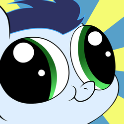 Soarin Face by Blanishna