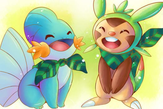 pokemon SUPER mystery dungeon by Awskitee
