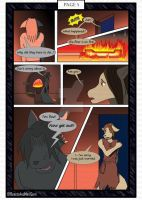 Of Beasts and Men - Prologue - Page 5 by RearmedDreamer