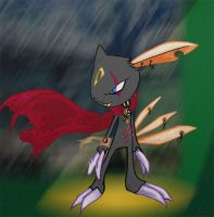 Dark Sneasel Kendril