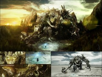 RIFT-Earth Colossus by FraNz85