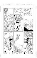 Red Hulk Sample by pietro-ant