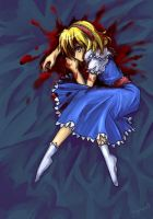 Death of Alice by nyotaro