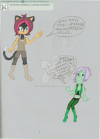 Ask Shakora and Percy 1 by riverofchaos1125
