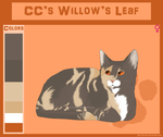 CC's Willow's Leaf by CC-Kennel