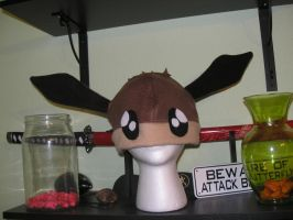 Eevee Hat by 2shayster2