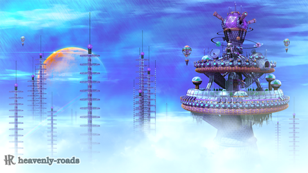 The Observatory by heavenly-roads