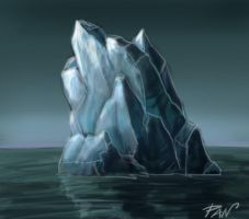 Iceberg (video tutorial) by Panaiotis