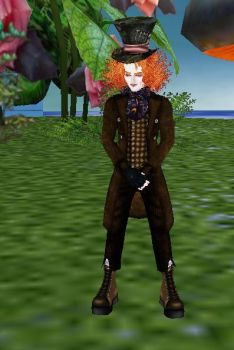 Mad Hatter by Rose-Xx-15412