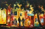 Homecoming by Leonid Afremov