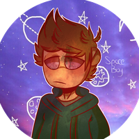 //The Space Boy// by Norski666