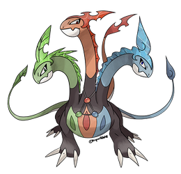 Element fakemon by Kipine