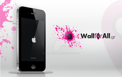 Black beauty_iPhone by WallforAll