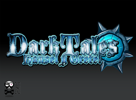 DarkTales logo by LANZAestudio