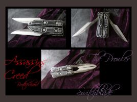 ACB- The Prowlers Switchblade by GuiltyOne