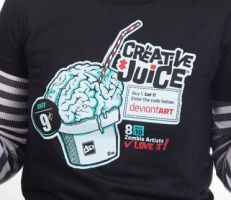 Creative Juice by deviantWEAR