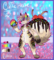 .:Caffeinate 2015 Reference Sheet:. by h4lloween