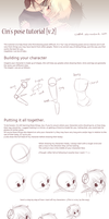 Pose Tutorial V2 by cindre