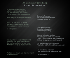 An Elementary Love Song by Mertus