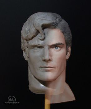 christopher reeve Superman 1 by ddgcom