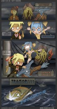 Pirates of the Delicious by ChibiFlix