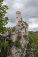 Schloss Lichtenstein by ArkanumTenebrae