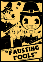 Bendy in: Fausting Fools (Contest Entry) by Gamerboy123456