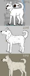 Improvement (2012-2018) by Karvaferrari