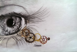 Clockwork Eye by stardust12345