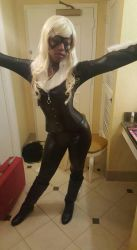 Me As Black Cat old pic by Ninjagirl9