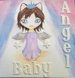 Angel Baby by Melissa-Angelik