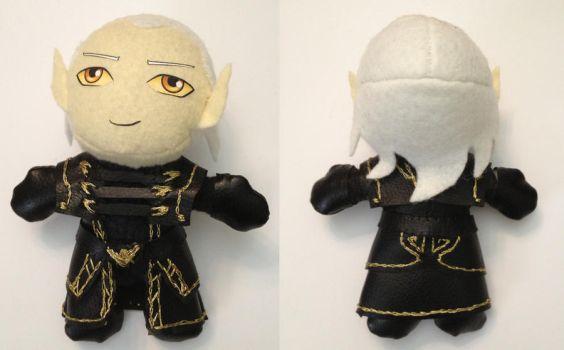 Ancano Plushie by LMColver