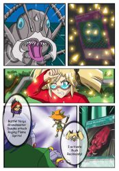 YGO Doujin Bonus Chapter - Wally's Agent - Page 22 by punkbot08