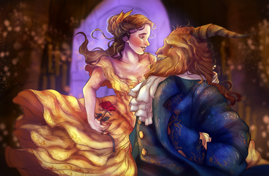 Tale As Old As Time by Domnics