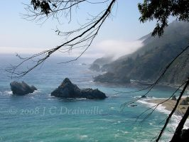 Hidden Cove by jdrainville