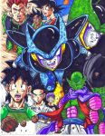 DBM chapter 22 saiyans nameks and other demons by trunks24