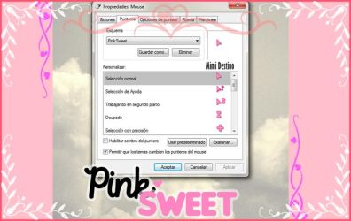 Cursor Pink Sweet by Mimi-Destino