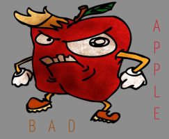 Bad Apple by munjey86