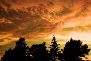 After the Storm Sunset 2 by Cydel