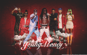 Young Money by TheSaffy