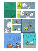 Fallout 3 Comic Issue 2 by Wars-Apocalypse01