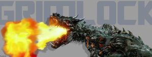 AOE Grimlock by Bumble217