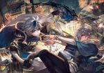 The battle to the death by kawacy