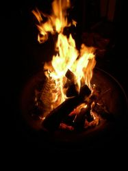 Fire Pit by rednotes