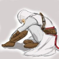 Altair by LadyBad
